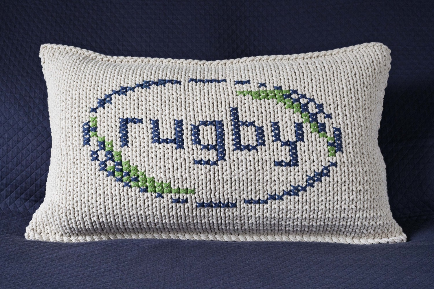 80 x 50cm Rugby Ball - less 50%