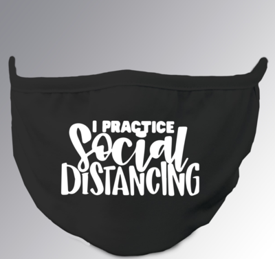 I pratice Social Distancing