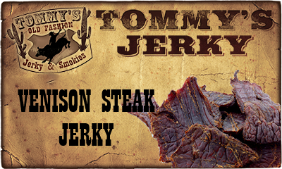 Venison Steak Jerky