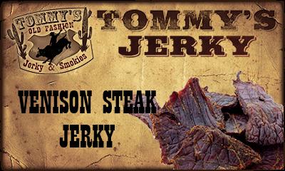 Venison Steak Jerky