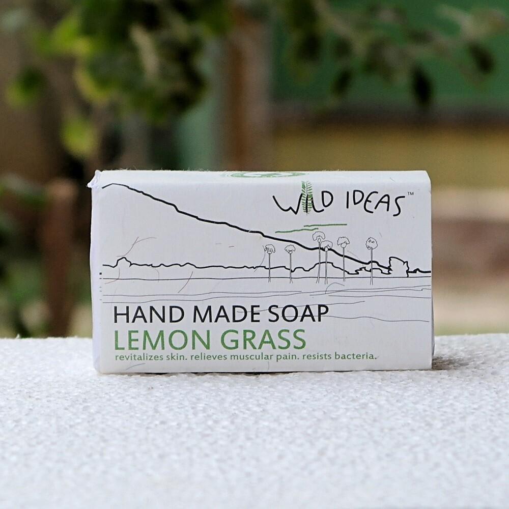 Lemongrass Body Soap