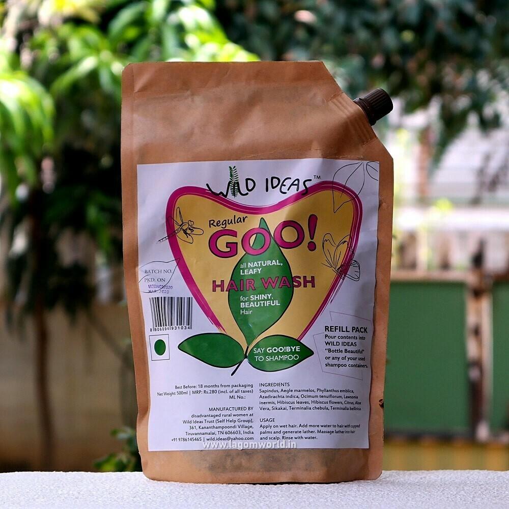 Regular Goo Refill Pack 500ml