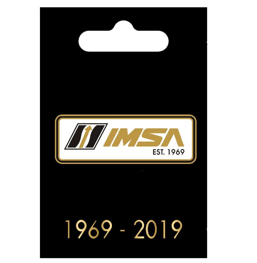 IMSA Gold Est. 1969 Lapel Pin