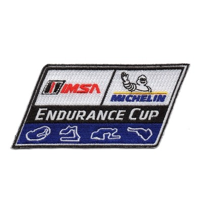 IMSA Endurance Cup Embroidered Patch
