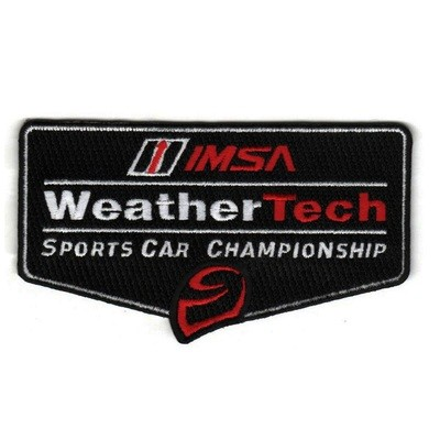 Weathertech Embroidered Patch