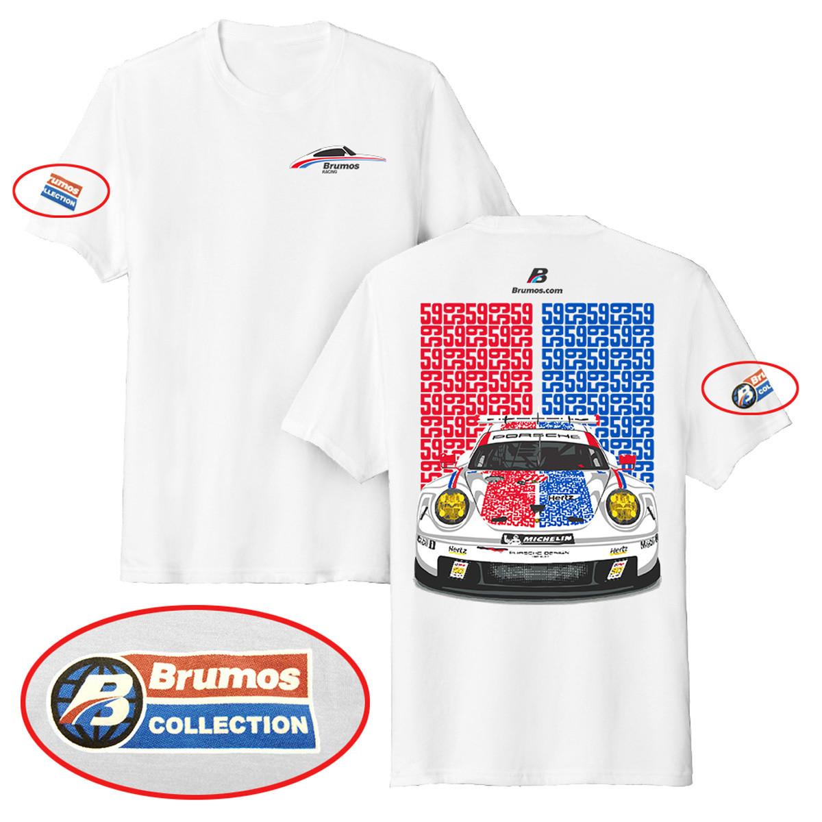 Porsche RSR Wh