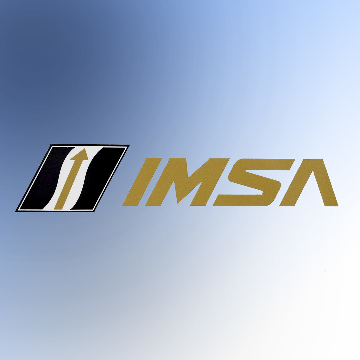 IMSA GOLD Decal - Free with Purchase