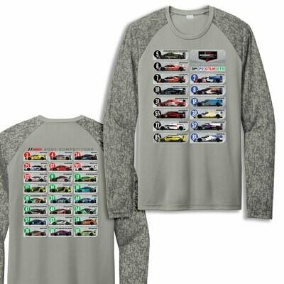 2020 Car Spotter Perf LS T Grey