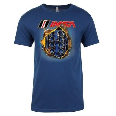 IMSA Breakout T - Cool Blue
