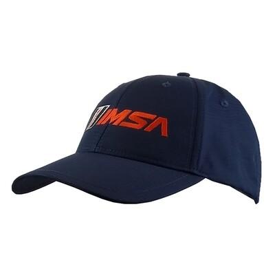 IMSA Logo Poly Cap - Navy