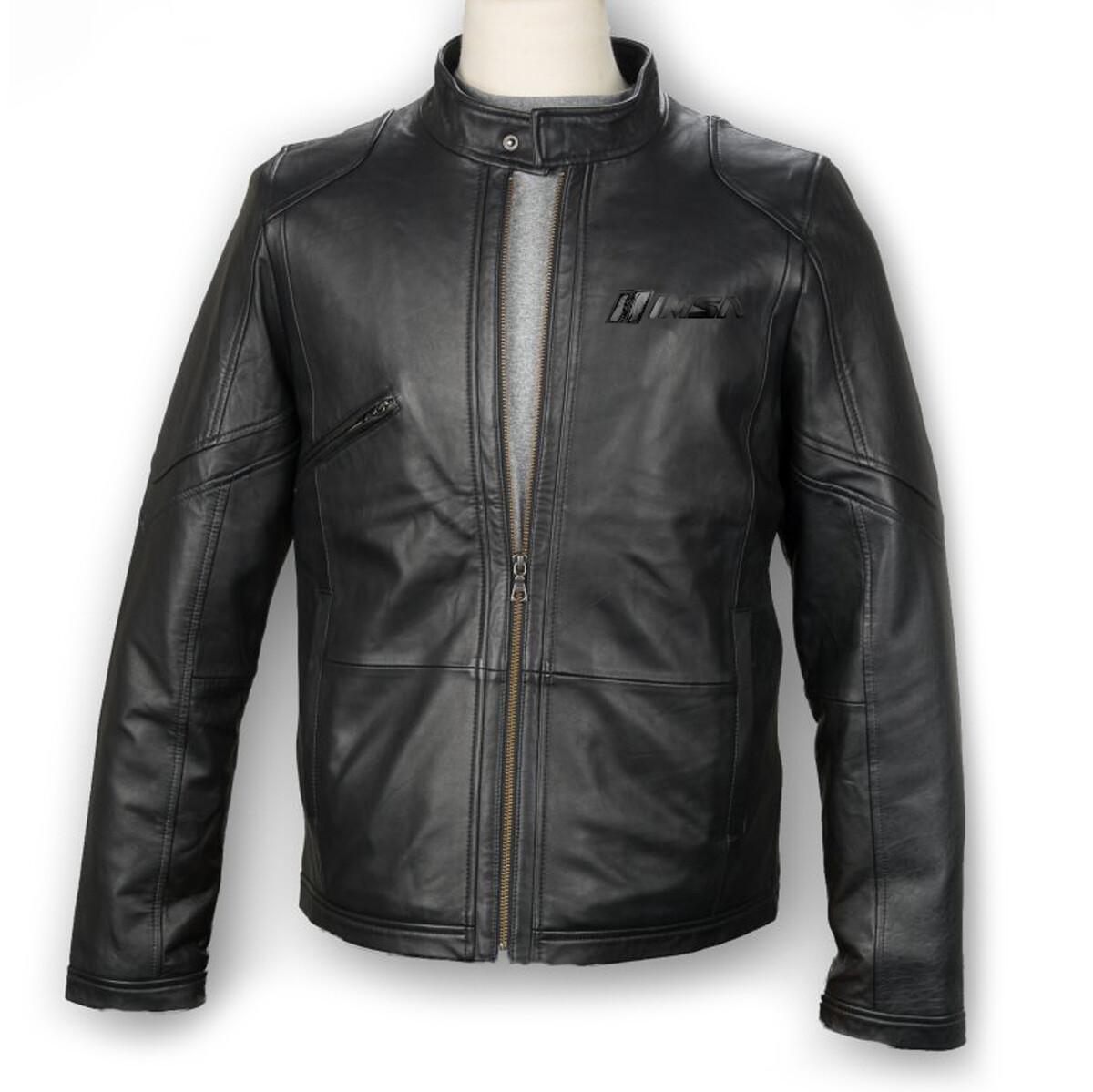 IMSA Lamb Leather Jacket