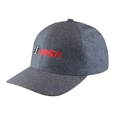 IMSA Flexfit Hat-Carbon Blue