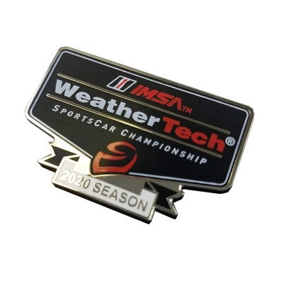 WeatherTech 2020 Lapel Pin
