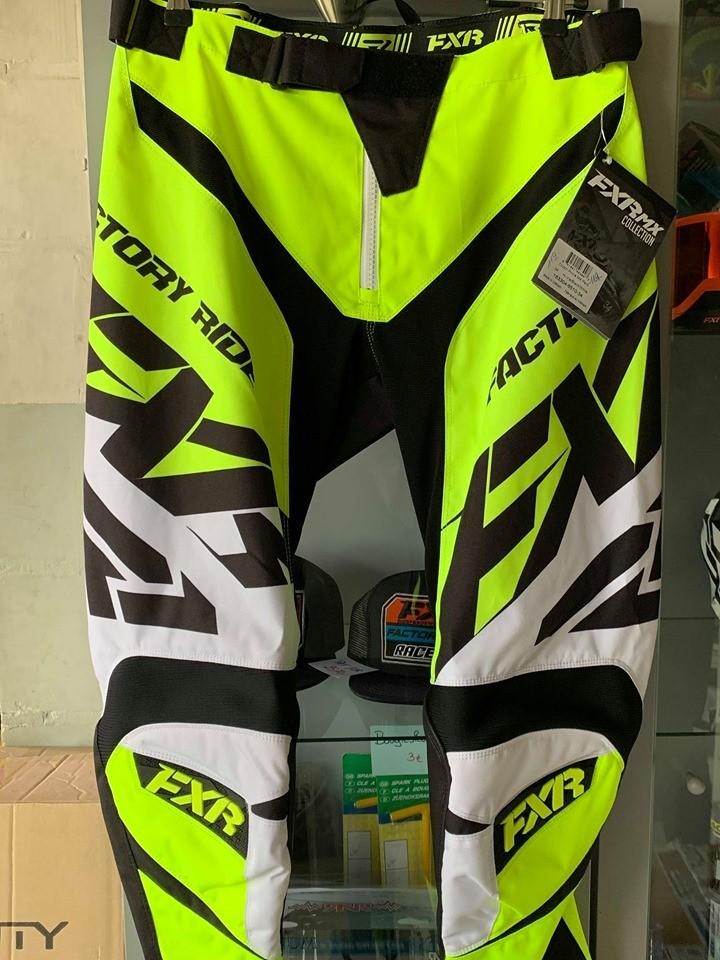 FXR broek clutch