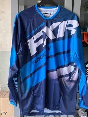 FXR shirt mission