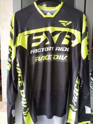 FXR shirt revo