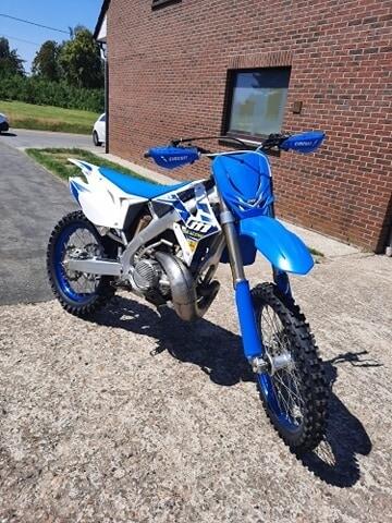 TM  MX 250  2takt  2020