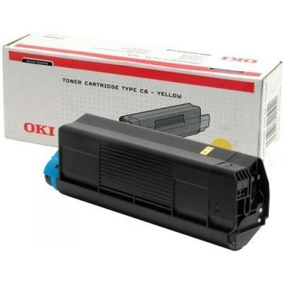 TONER-Y-C5000 - 5k