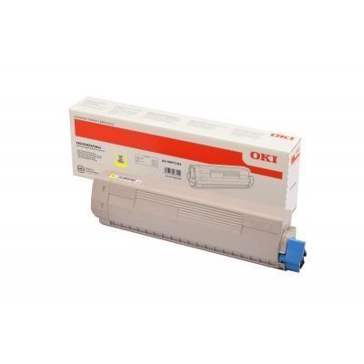 Toner-C823/833/843-Yellow-7K
