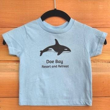 Orca Whale Kids T-Shirt