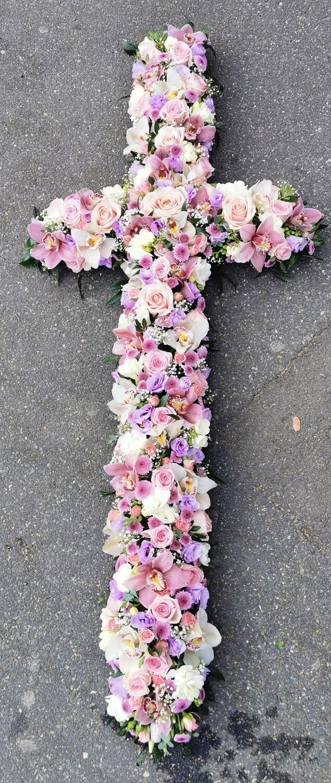 Lavender haze Cross tribute