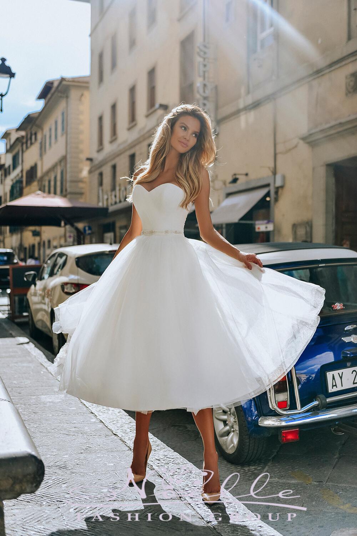 """Свадебное платье """"Берта"""""""