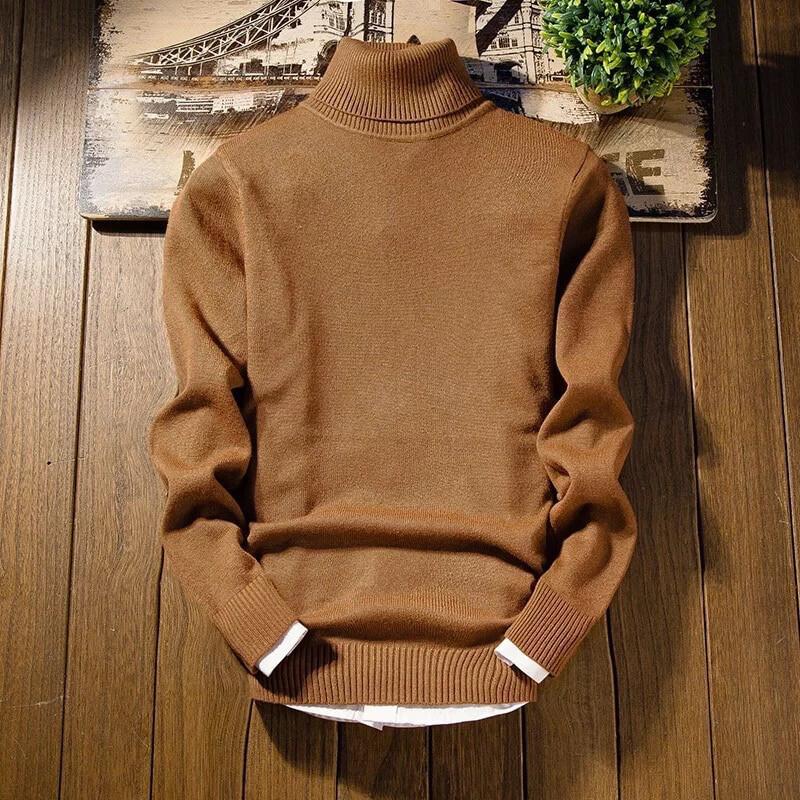 Hick neck sweater