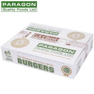 Classic 80% Burger 48 x 113g Paragon