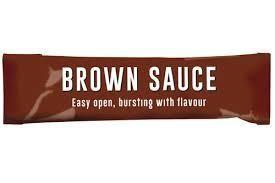 Brown Sauce Sachets 1 x 200