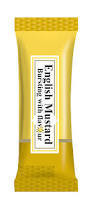 English Mustard Sachets 1 x 200