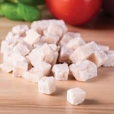 Cooked Chicken  Diced 1x2.5kilo
