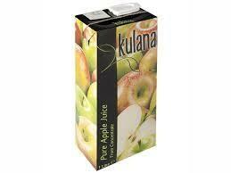Apple Juice Carton 1 x 1Ltr