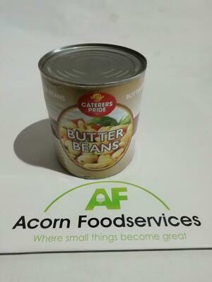 Butter Beans 1 x 800g Tin