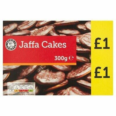 ES Jaffa Cakes 1 x 300g £1.00