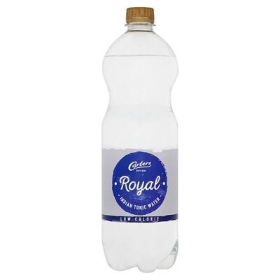 Carters Royal Slimline Tonic 1 x 1Ltr