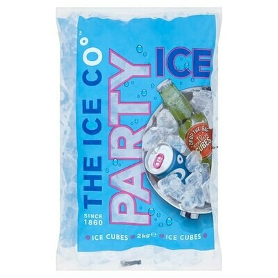 The Ice Co Party Ice Cubes 2kg