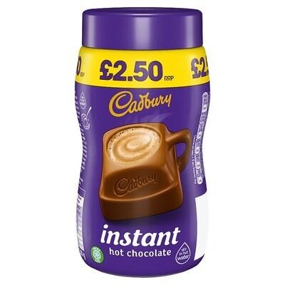 Cadbury Drinking Hot Chocolate £2.50 300g