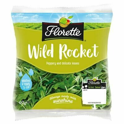 Florette Wild Rocket 1 x 60g