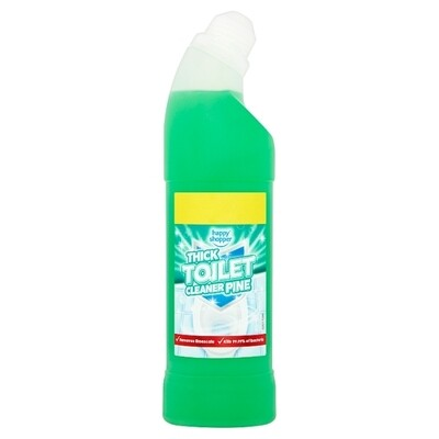 Happy Shopper Thick Toilet Cleaner Pine 750ml