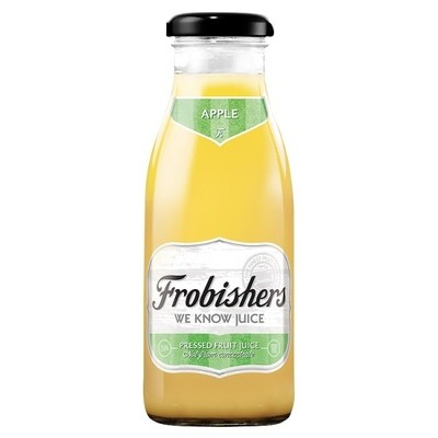 Frobisher  Apple Juice 12 x 250ml