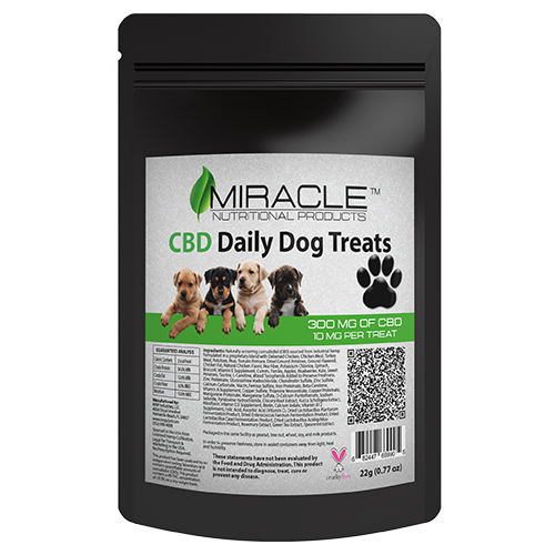 Daily Treats for Dogs 300mg