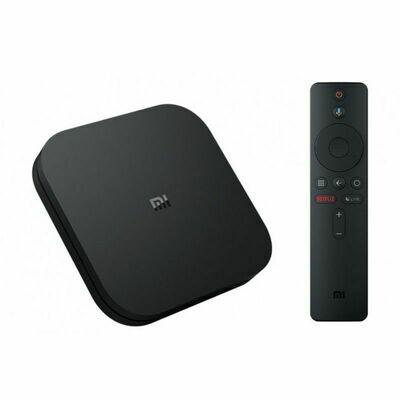 Xiaomi Mi S 4K Android Media Streaming TV Box (Mi TV Box 4)