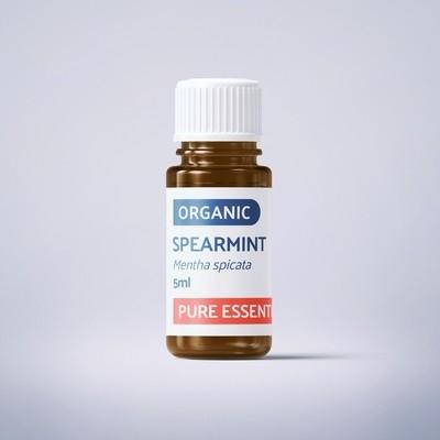Organic Spearmint - 5ml - 100% Pure Essential Oil