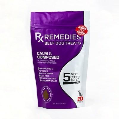 Rx Remedies - Dog Treats