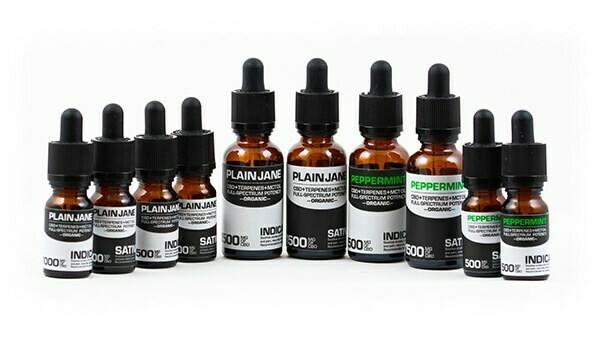 RX Remedies Full Spectrum Day/Night Oils