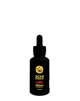 CBC Broad Spectrum Tincture