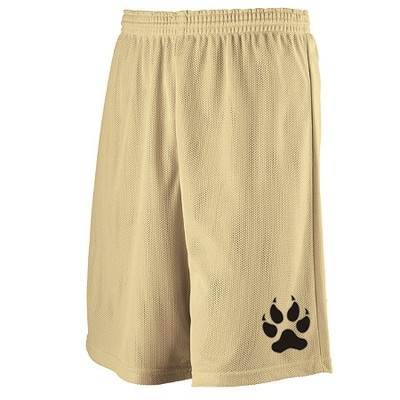 LONG LENGTH MINI MESH LEAGUE SHORTS