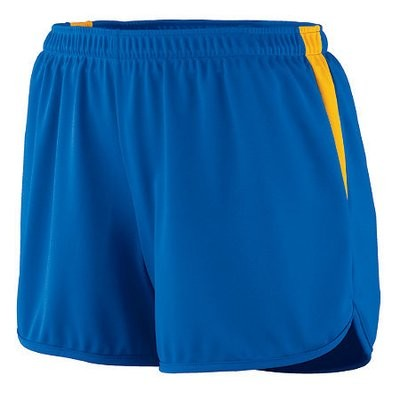 LADIES VELOCITY TRACK SHORTS