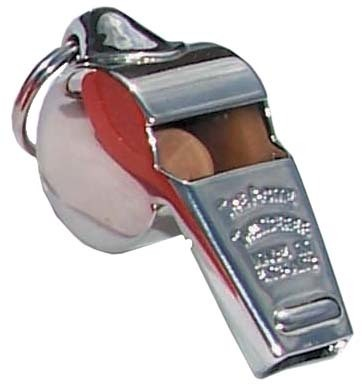 ACME THUNDER OFFICIALS BRASS WHISTLE