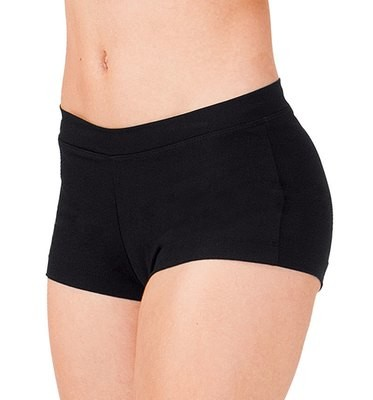 CAPEZIO BOY CUT LOW RISE DANCE SHORTS